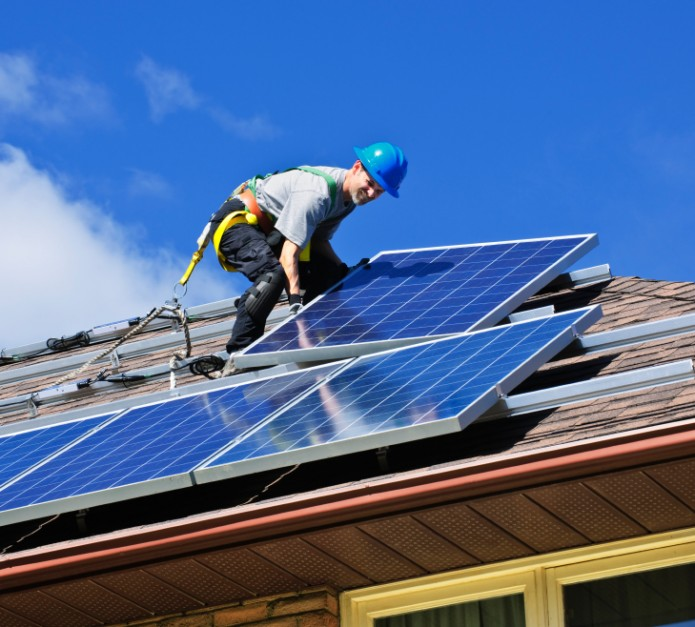 Solar panel installation jobs salary 300k